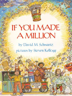 Click this cover for a(n) Audiobook sample of If You Made A Million.