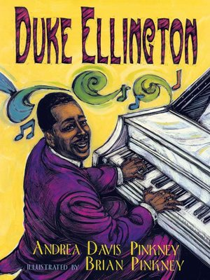 Click this cover for a(n) Audiobook sample of Duke Ellington