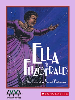 Click this cover for a(n) Audiobook sample of Ella Fitzgerald.