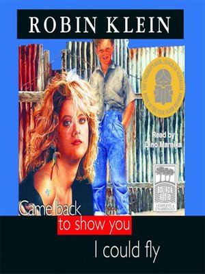 Click this cover for a(n) Audiobook sample of Came Back to Show You I Could Fly