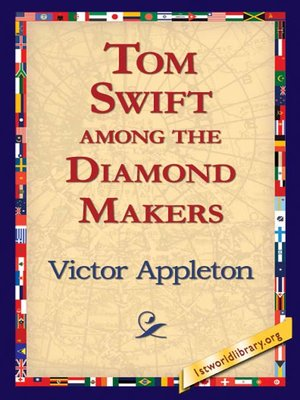 Cover of Tom Swift and His Electric Locomotive