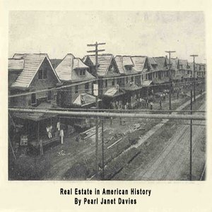Click this cover for a(n) eBook sample of Real Estate in American History.