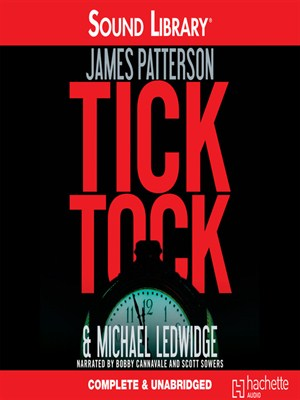 Click this cover for a(n) Audiobook sample of Tick Tock.