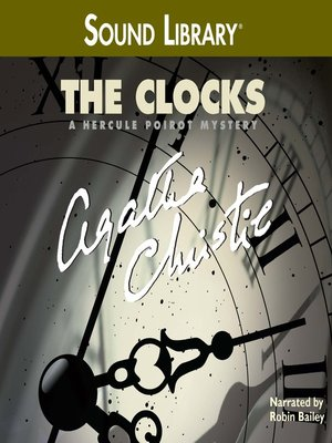Click this cover for a(n) Audiobook sample of The Clocks.