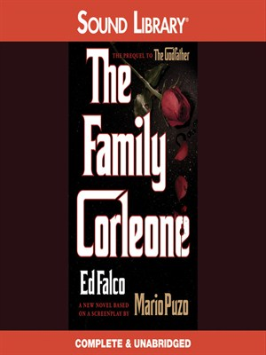 Click this cover for a(n) Audiobook sample of The Family Corleone