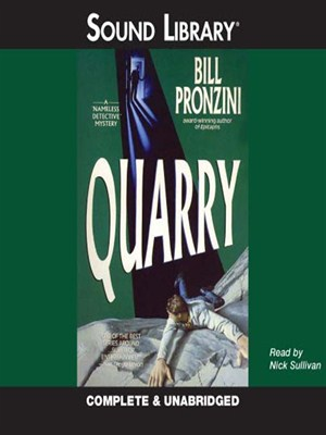 Click this cover for a(n) Audiobook sample of Quarry.