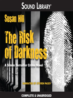 Click this cover for a(n) Audiobook sample of The Risk of Darkness