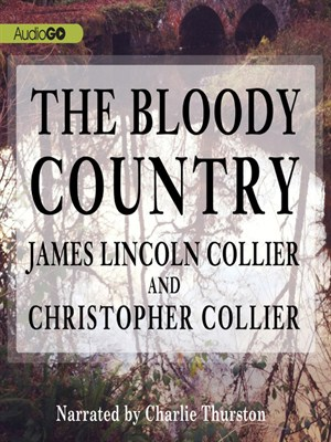 Click this cover for a(n) Audiobook sample of The Bloody Country