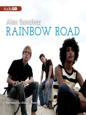 Click this cover for a(n) Audiobook sample of Rainbow Road.