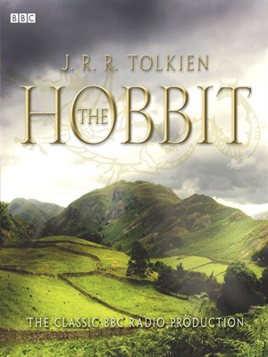 Click this cover for a(n) Audiobook sample of The Hobbit.