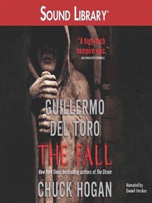 Click this cover for a(n) Audiobook sample of The Fall