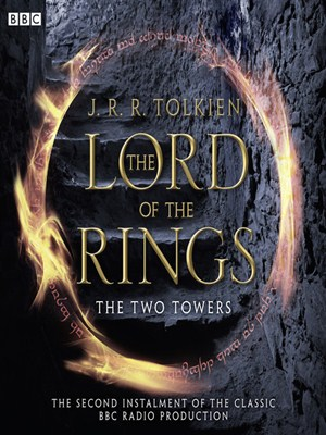 Click this cover for a(n) Audiobook sample of The Two Towers.