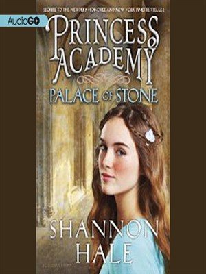 Click this cover for a(n) Audiobook sample of Palace of Stone.