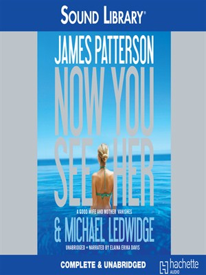 Click this cover for a(n) Audiobook sample of Now You See Her.