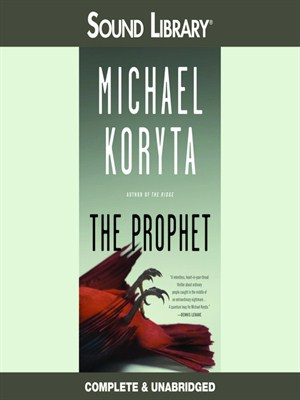 Click this cover for a(n) Audiobook sample of The Prophet