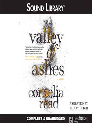 Click this cover for a(n) Audiobook sample of Valley of Ashes