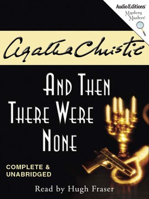 Cover of And Then There Were None