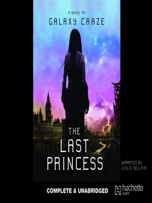 Click this cover for a(n) Audiobook sample of The Last Princess