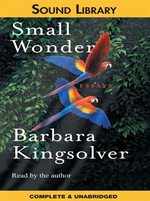 Click this cover for a(n) Audiobook sample of Small Wonder.