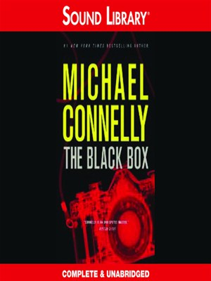Click this cover for a(n) Audiobook sample of The Black Box.