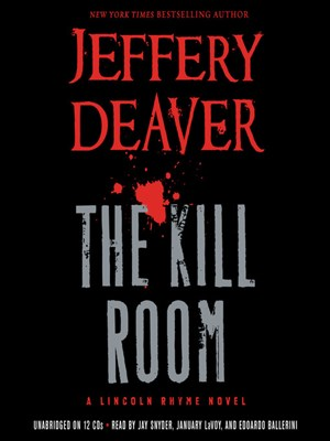 Click this cover for a(n) Audiobook sample of The Kill Room