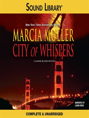 Click this cover for a(n) Audiobook sample of City of Whispers