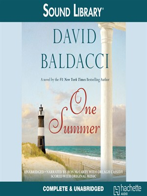 Click this cover for a(n) Audiobook sample of One Summer.