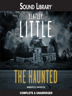 Click this cover for a(n) Audiobook sample of The Haunted.