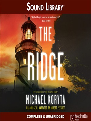 Click this cover for a(n) Audiobook sample of The Ridge.