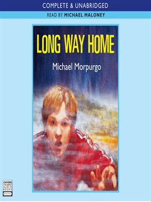 Click this cover for a(n) Audiobook sample of Long Way Home.