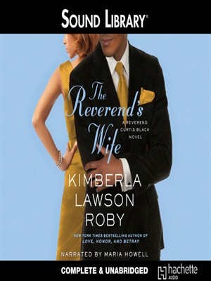 Click this cover for a(n) Audiobook sample of The Reverend's Wife.