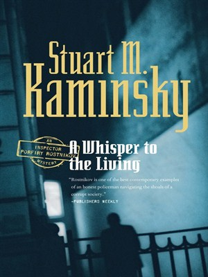 Click this cover for a(n) Audiobook sample of A Whisper to the Living