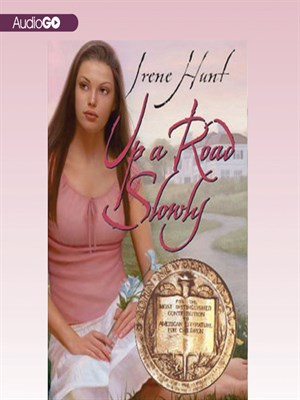 Click this cover for a(n) Audiobook sample of Up a Road Slowly