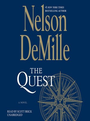 Click this cover for a(n) Audiobook sample of The Quest.