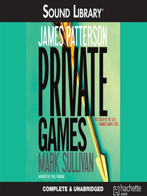 Click this cover for a(n) Audiobook sample of Private Games.