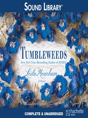 Click this cover for a(n) Audiobook sample of Tumbleweeds
