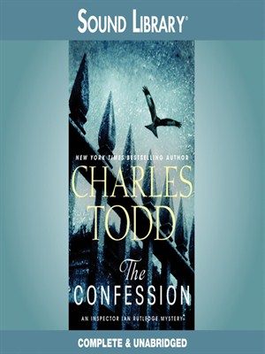 Click this cover for a(n) Audiobook sample of The Confession