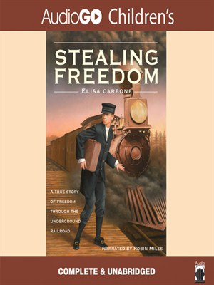 Click this cover for a(n) Audiobook sample of Stealing Freedom