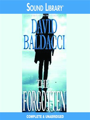Click this cover for a(n) Audiobook sample of The Forgotten