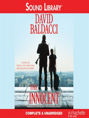 Click this cover for a(n) Audiobook sample of The Innocent.