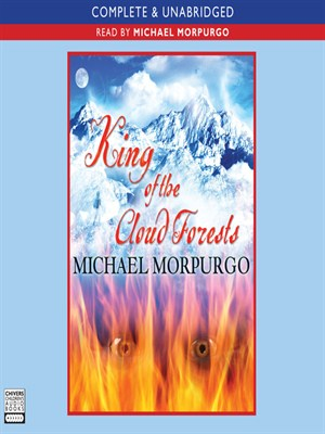 Click this cover for a(n) Audiobook sample of King of the Cloud Forests.