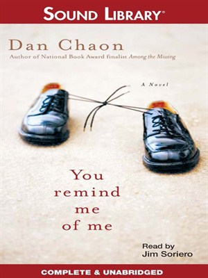 Click this cover for a(n) Audiobook sample of You Remind Me of Me