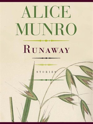 Click this cover for a(n) Audiobook sample of Runaway