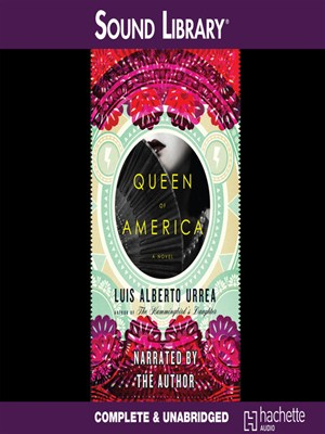 Click this cover for a(n) Audiobook sample of Queen of America.