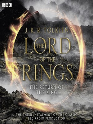 Click this cover for a(n) Audiobook sample of The Return of the King