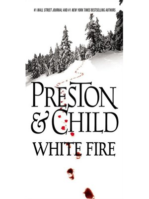 Click this cover for a(n) Audiobook sample of White Fire