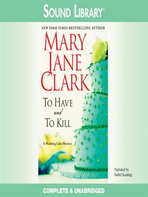 Click this cover for a(n) Audiobook sample of To Have and To Kill.