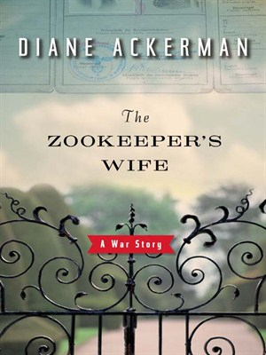 Click this cover for a(n) Audiobook sample of The Zookeeper's Wife.
