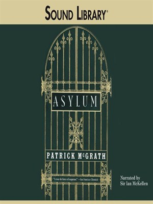 Click this cover for a(n) Audiobook sample of Asylum.