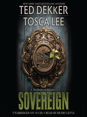 Click this cover for a(n) Audiobook sample of Sovereign